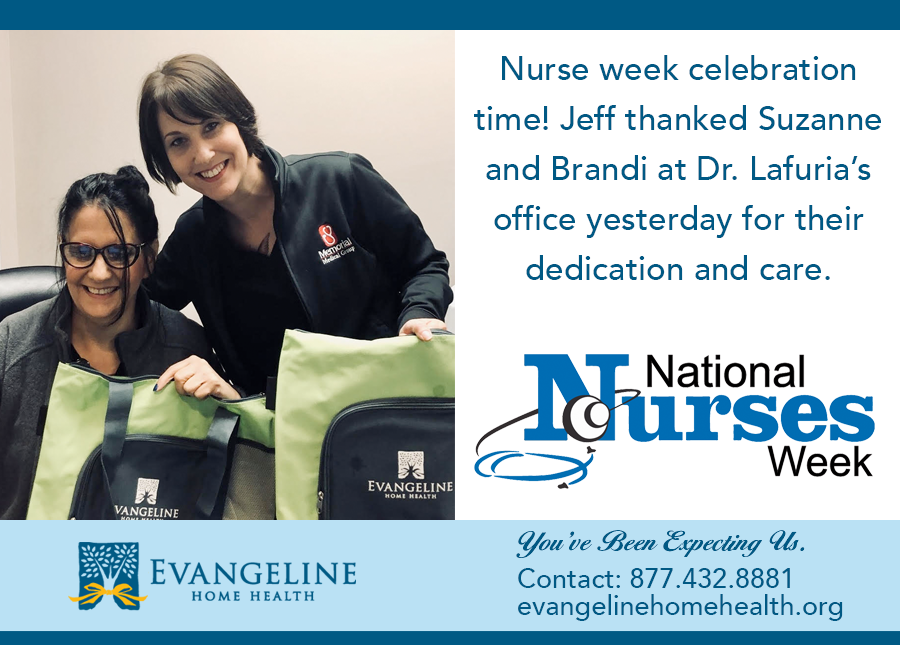 National Nurses Week!